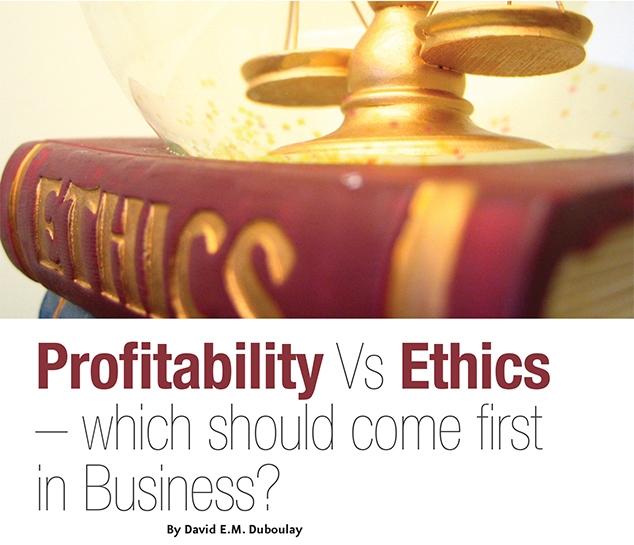 profitvsethics