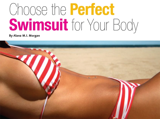Choose the Perfect Swimsuit for Your Body